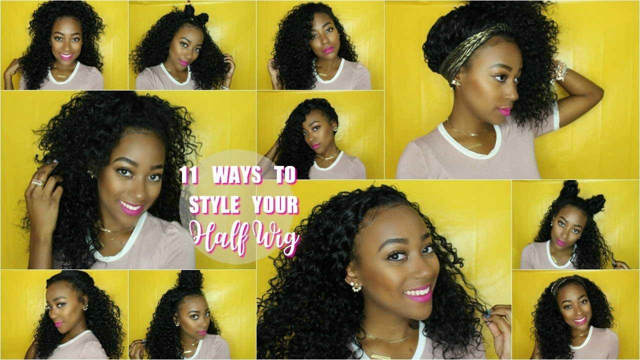 how to wash a synthetic wig youtube