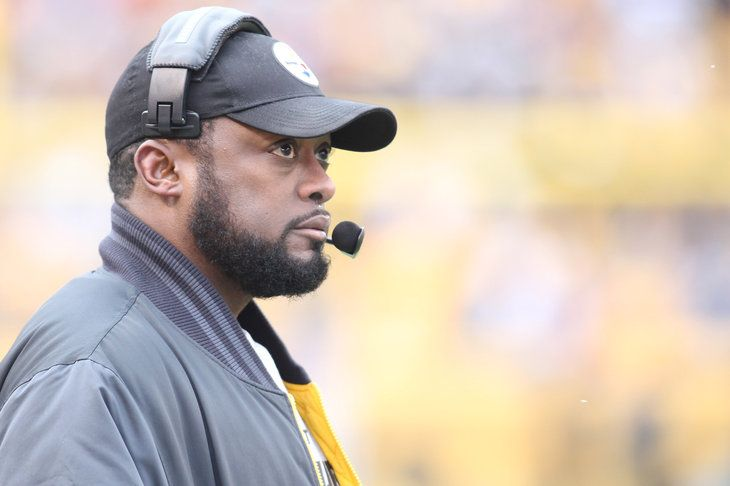 Mike Tomlin Added To Nfl Competition Committee Coach