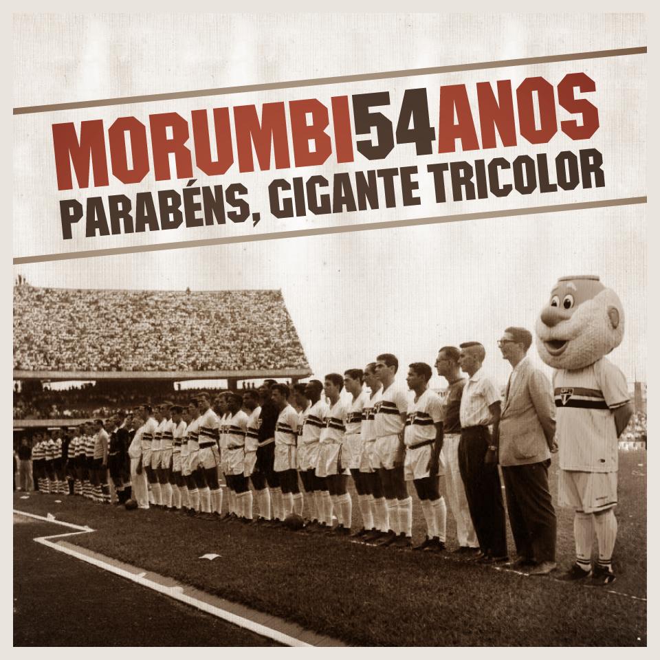 02.10.2014 - Aniversário de 54 anos da inauguração do Estádio Cícero Pompeu de Toledo