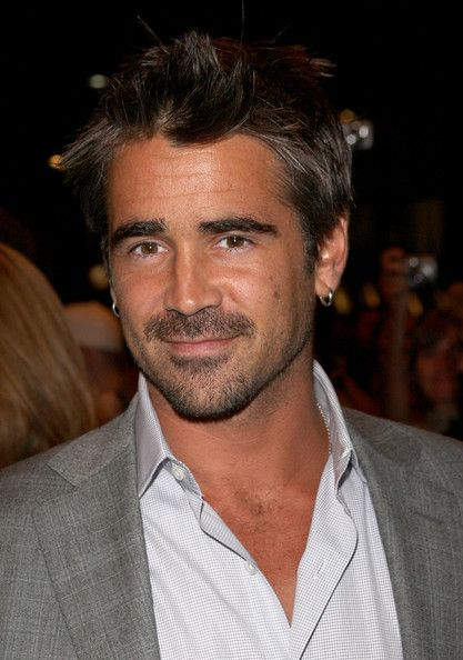 "Colin Farrell Actor Colin Farrell arrives at the ""Triage"" premiere during the Toronto International Film Festival held at the Winter Garden ..."