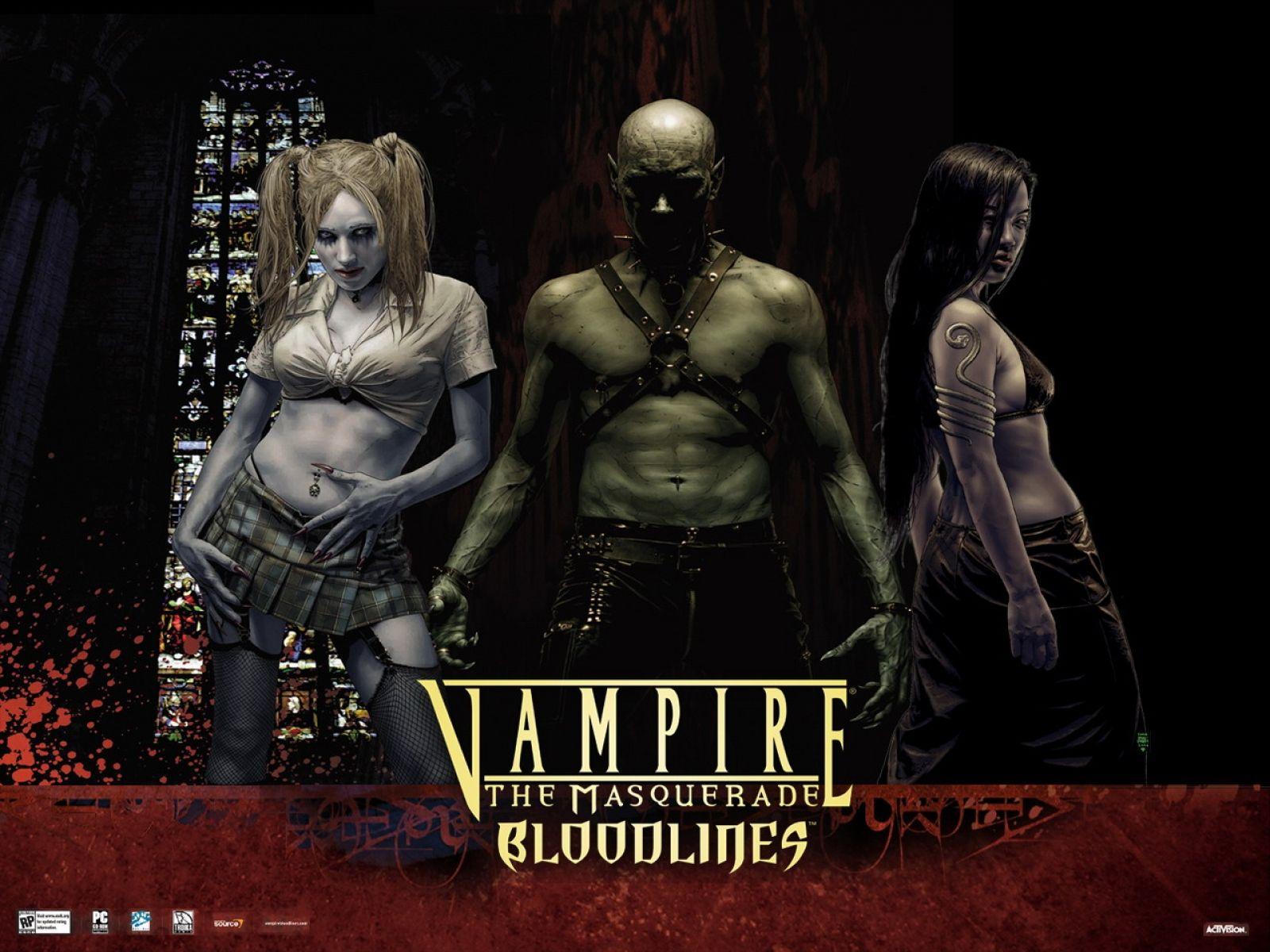 Vampire: The Masquerade Bloodhunt вышла в раннем доступе 7 сентября (b04da7f6f4aed000e0fd70605fa91fa1)