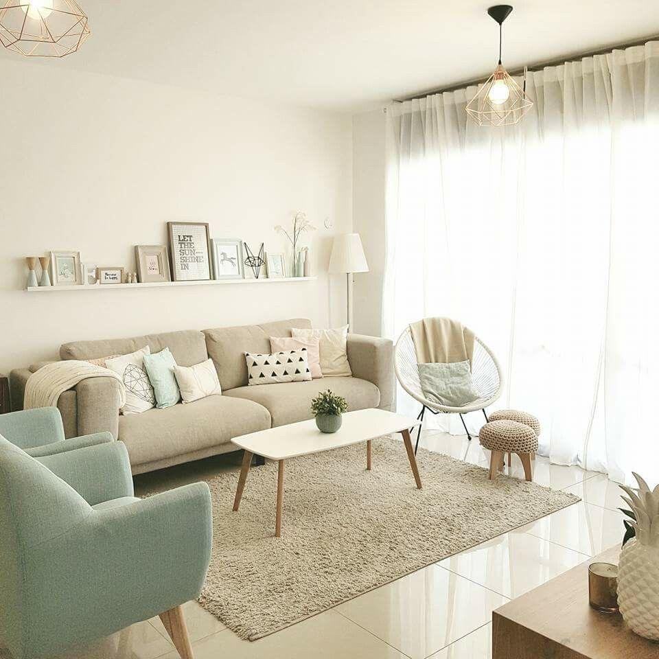 Scandinavian living room for home also interior design ideas small spaces decor diy rh pinterest