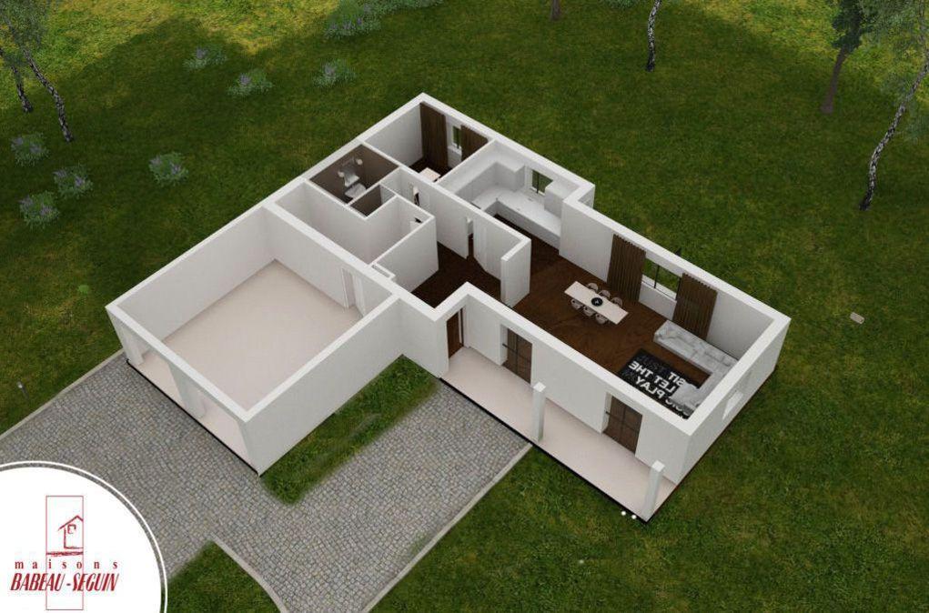 Maison provenciere babeau seguin 141447 euros 113 for Construire une maison a 60000 euros