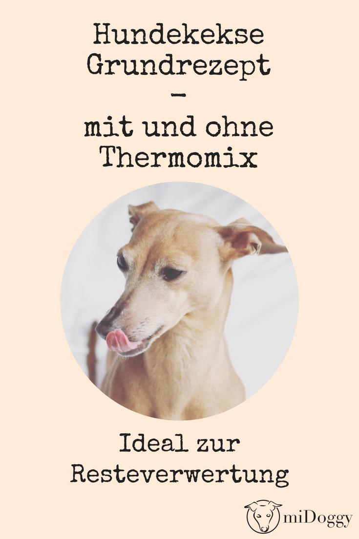 Hundekekse Grundrezepte Mit Und Ohne Thermomix Ideal Zur