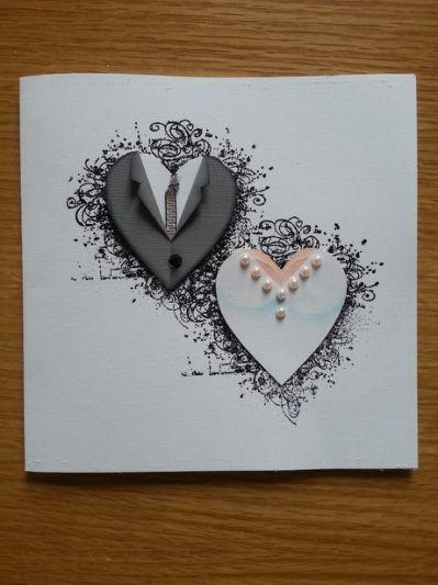 Beautiful Handmade Card All Wedding Cards Handmade Cards