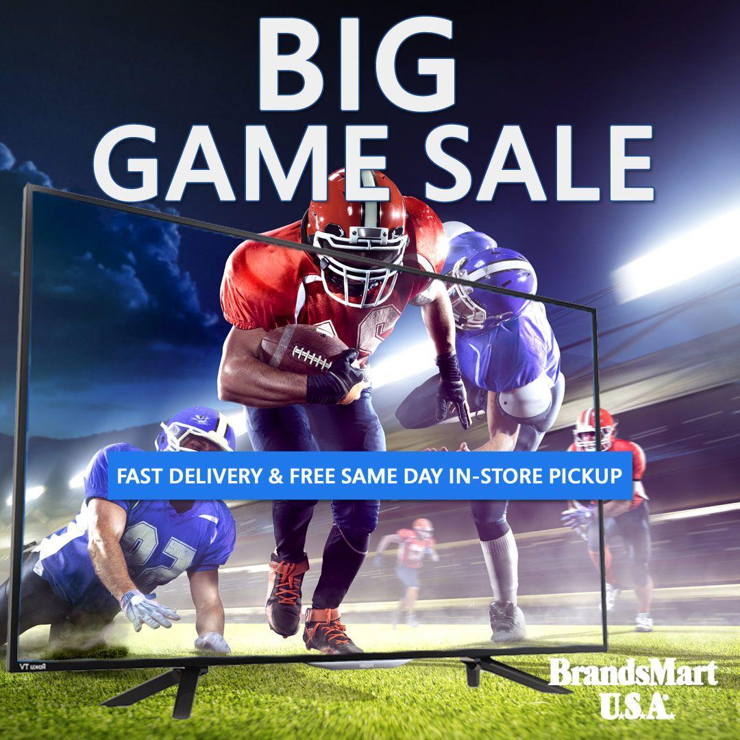 Best Brandsmart Usa Big Game Sale Fast Delivery Free Same 400 x 300