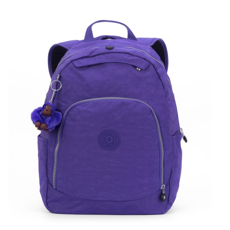 1abcf42c3 Mochila Carmine roxa Purple Grape Kipling | bags. | Mochilas, Bolsos ...