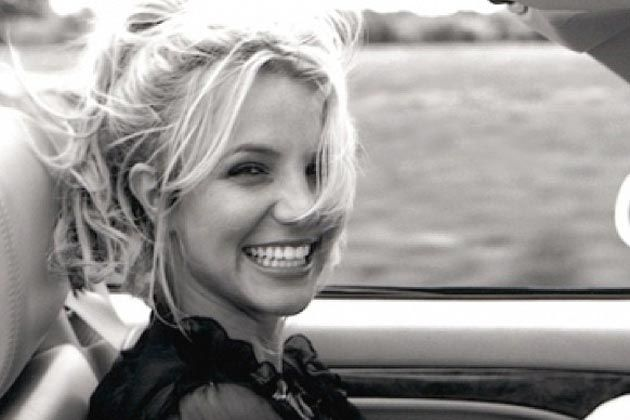 Image result for britney smiling driving