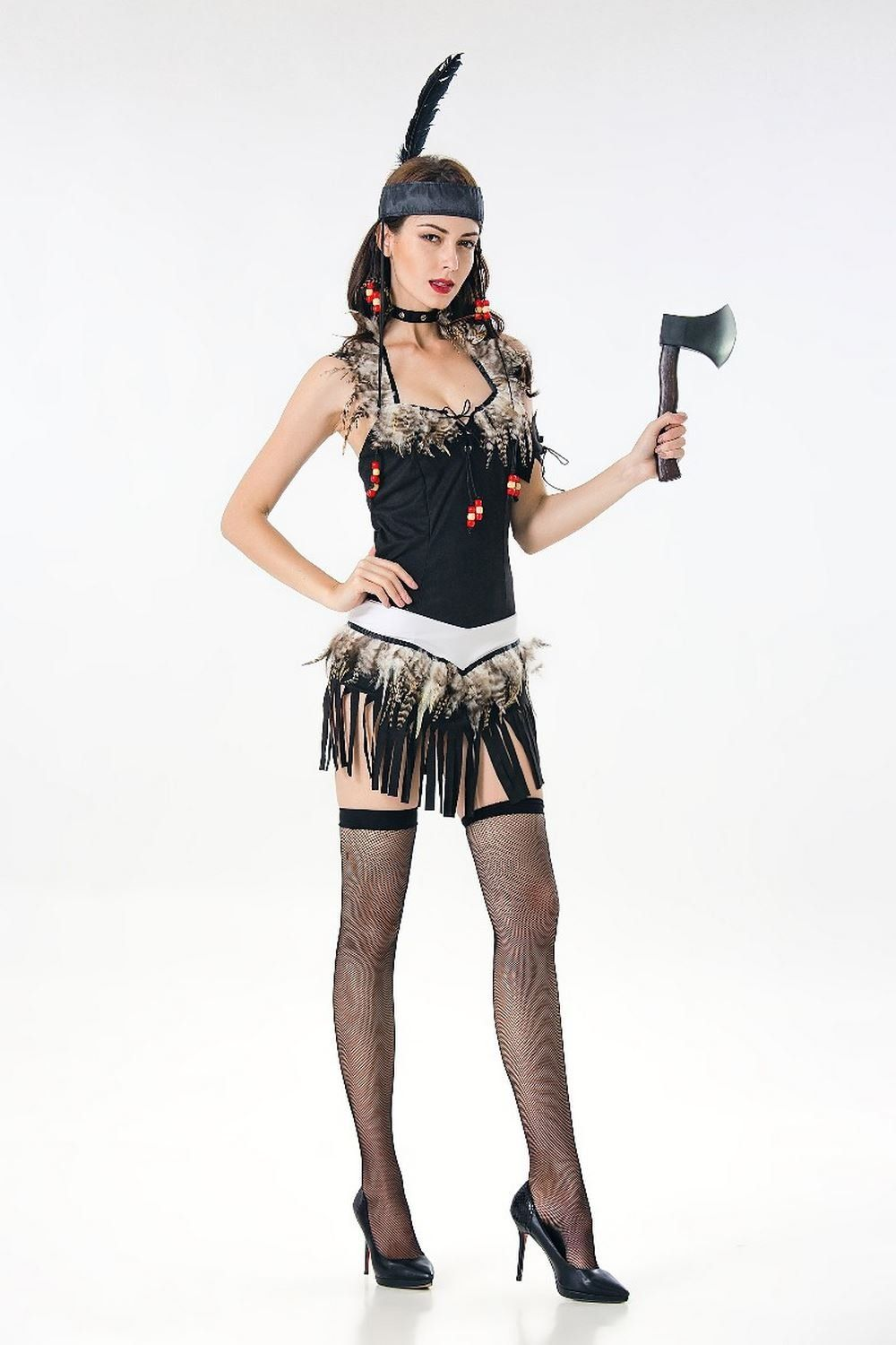 Halloween Costumes Make-up >> Sinomdy Indian Clothes ...