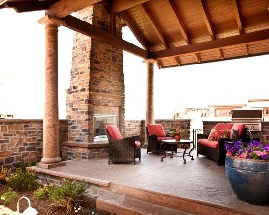 Traditional Patio Shade Design, Pictures, Remodel, Decor and Ideas - page 6