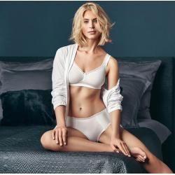 Photo of Susa – Organic Cotton – 7758 – Bh ohne Bügel – Weiß Susa