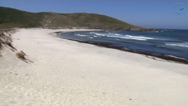 Laxe (Galicia) - Playa de Soesto