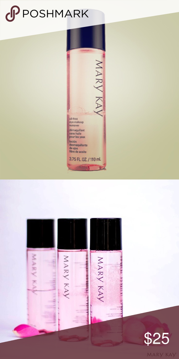 Mary Kay Oil Free Makeup Remover (With images) Oil free