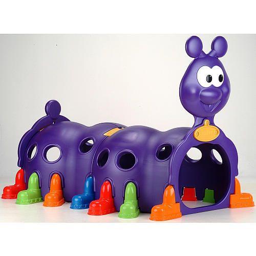 Happy Caterpillar Play Tunnel