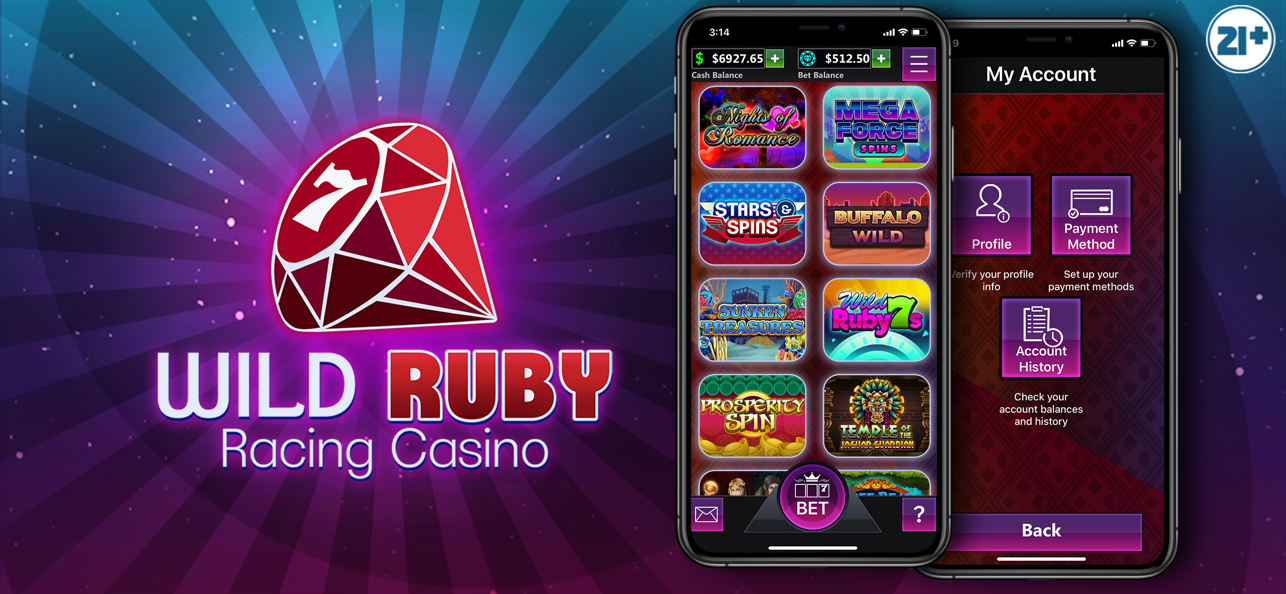 ‎Wild Ruby Racing Casino on the App Store in 2020 Google