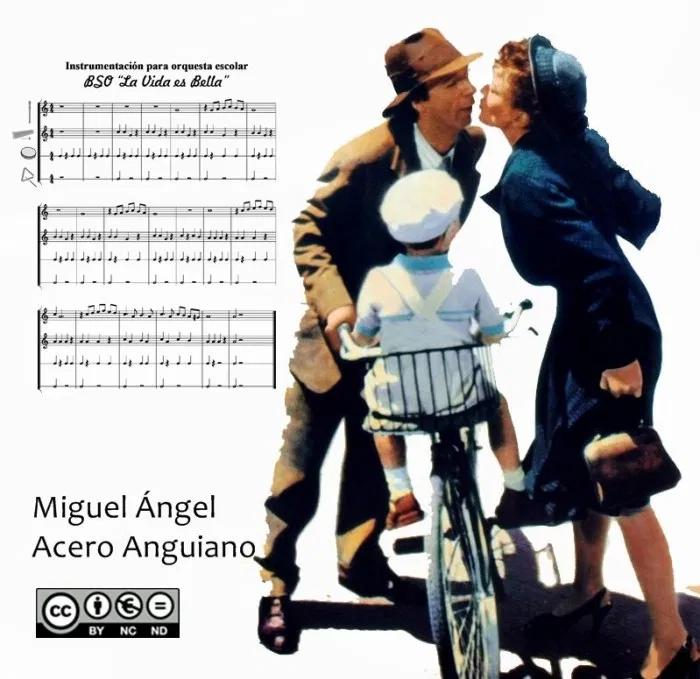 Partitura La Vida Es Bella Actiludis Partituras Musica Partituras Educacion Musical