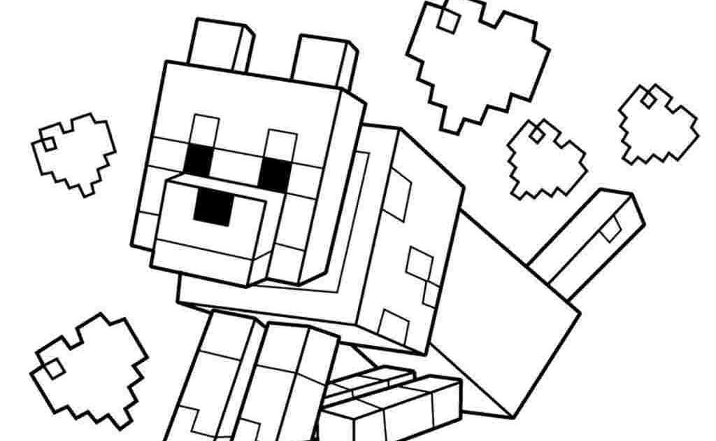 This Fun Game Asks The Gamers To Create Something By Arranging Block Here Is A Great List Of M Minecraft Coloring Pages Coloring Sheets Ninjago Coloring Pages