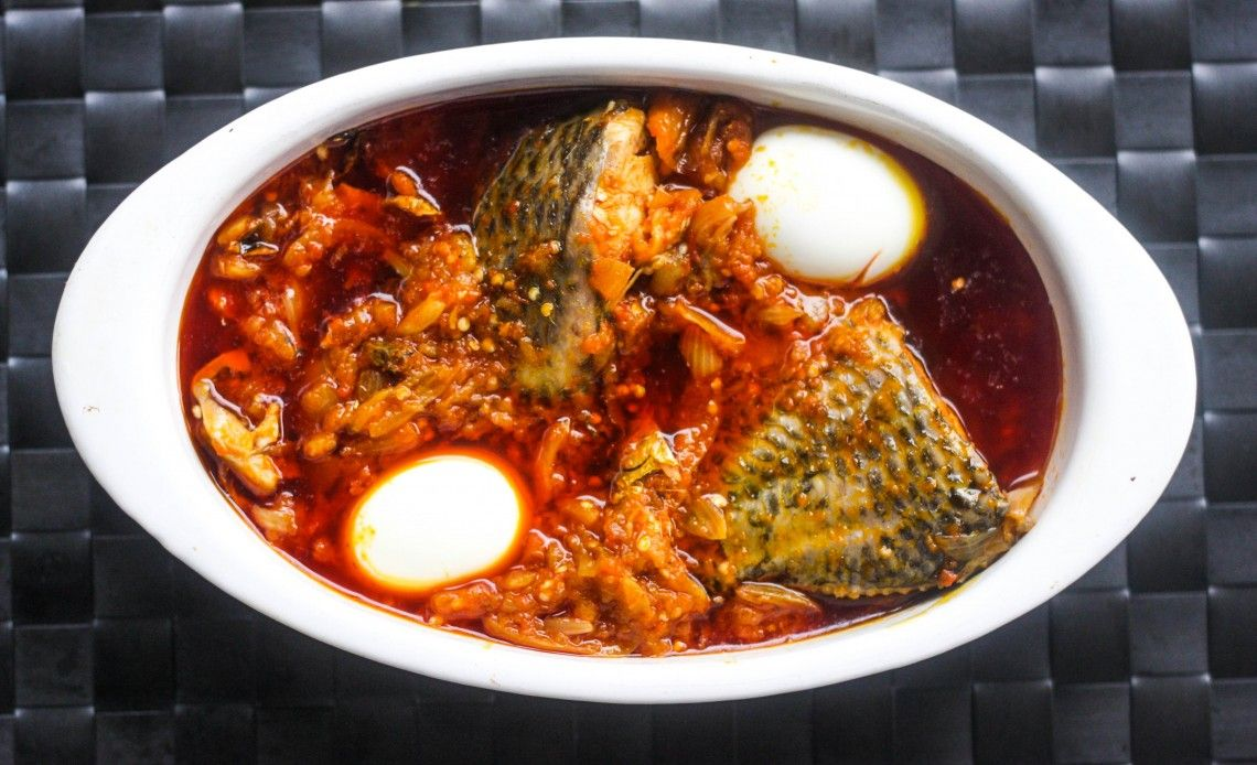 Making Ghana S Garden Egg Stew Food Ghanaian Food Ghana Food