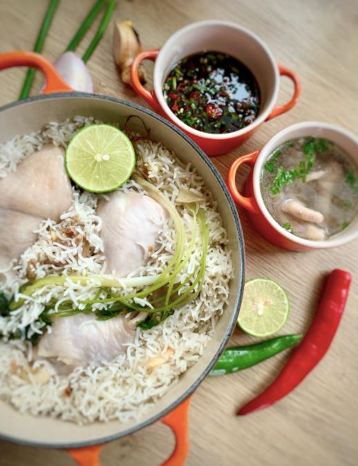 resepi cili nasi ayam lauk simple  memang   dinikmati bersama nasi putih panas Resepi Ayam Sambal Merah Enak dan Mudah