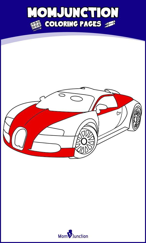 Designed Especially To Drive At High Speed Sports Cars Generally Are Nimble Aggressive Looking And Fast We Have Put Together Top 10 Coloring Pages