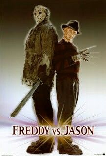 Freddy Vs Jason With Images Horror Movie Icons Horror Movie