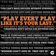 Game Day Quotes rivalry softball game day quotes   Google Search | Softball  Game Day Quotes