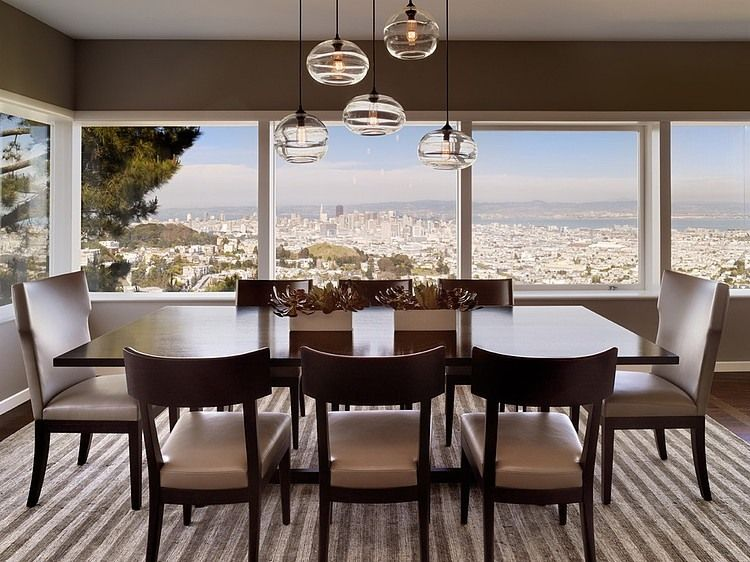 Clarendon Heights Residenceupscale Construction  Interior Simple Upscale Dining Room Furniture Review