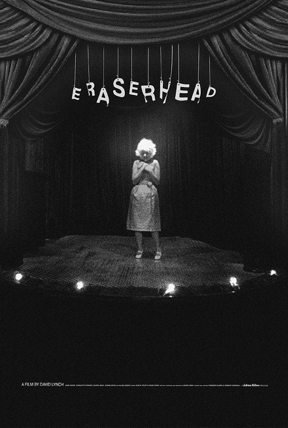 Eraserhead Alternative Movie Poster Products In 2019 Movie