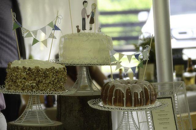 Our Kentucky Derby Wedding.