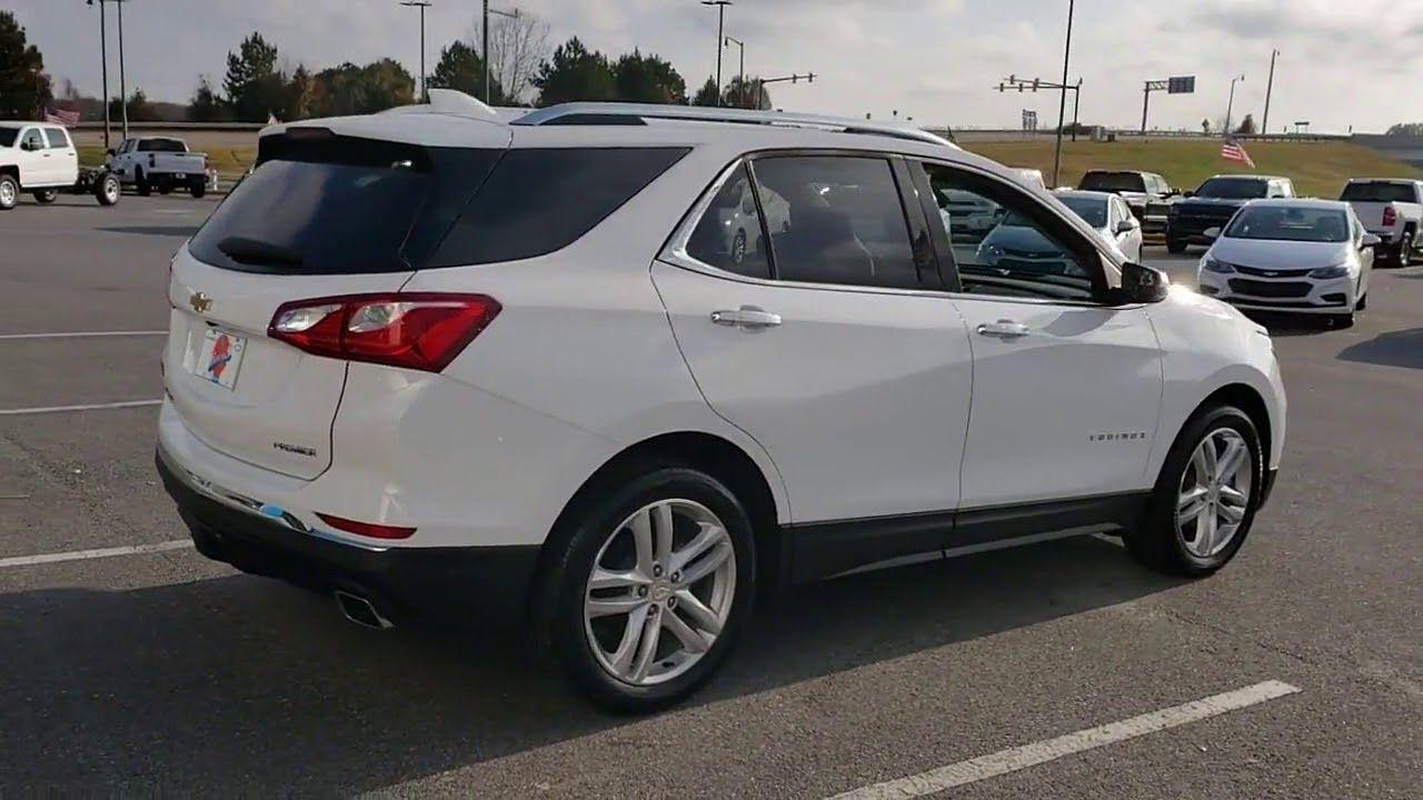 New 2019 Chevrolet Equinox Premier At Burns Chevrolet Of Gaffney