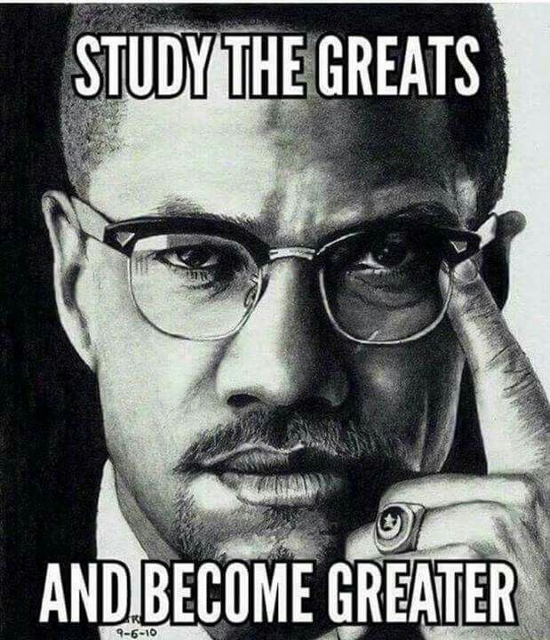 Malcolm X Quotes Malcolm X Wisdom  The Black Experiencepatricia F Pinterest