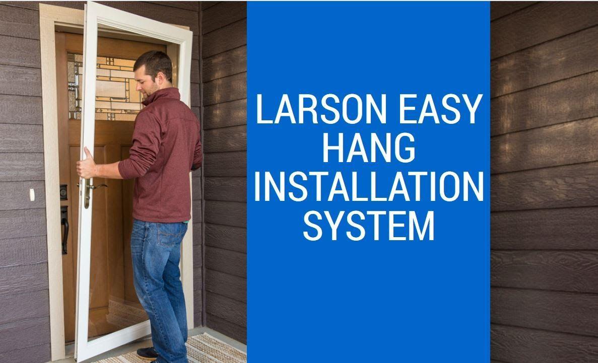 How To Install A Larson Storm Door 40609295 Top Ten Reasons For Choosing French Doors Larson Storm Doors Storm Door Storm Door Installation