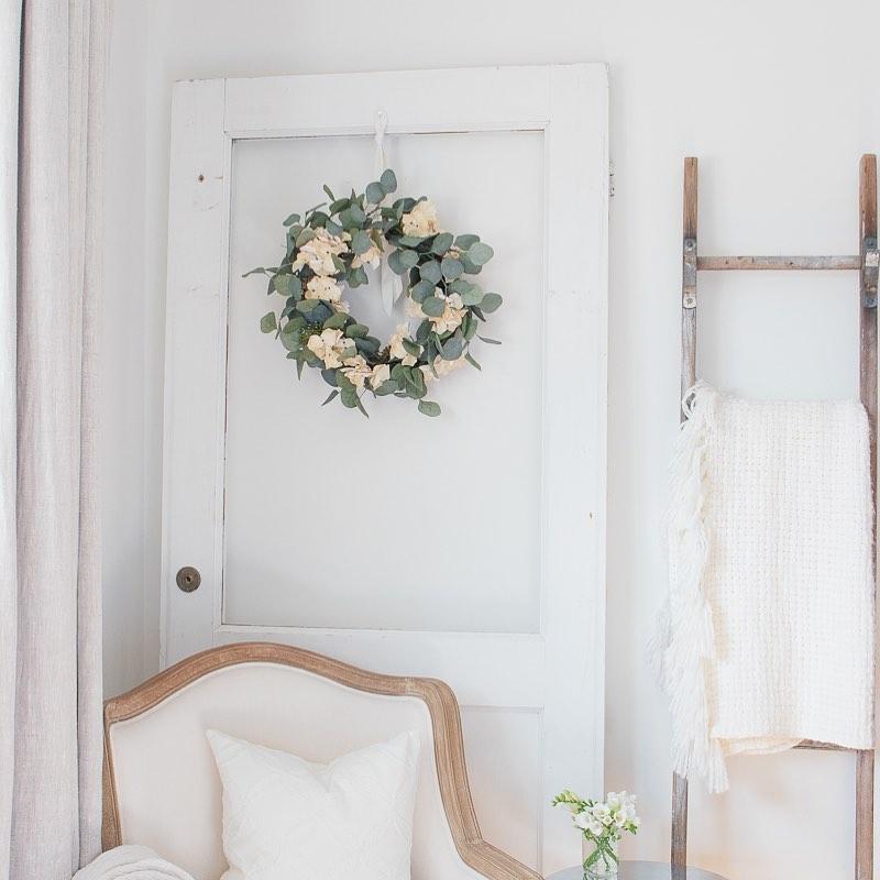 Photo of DIY Eucalyptus Wreath Kristi (@makingitinthemountains) • Instagram photos and …