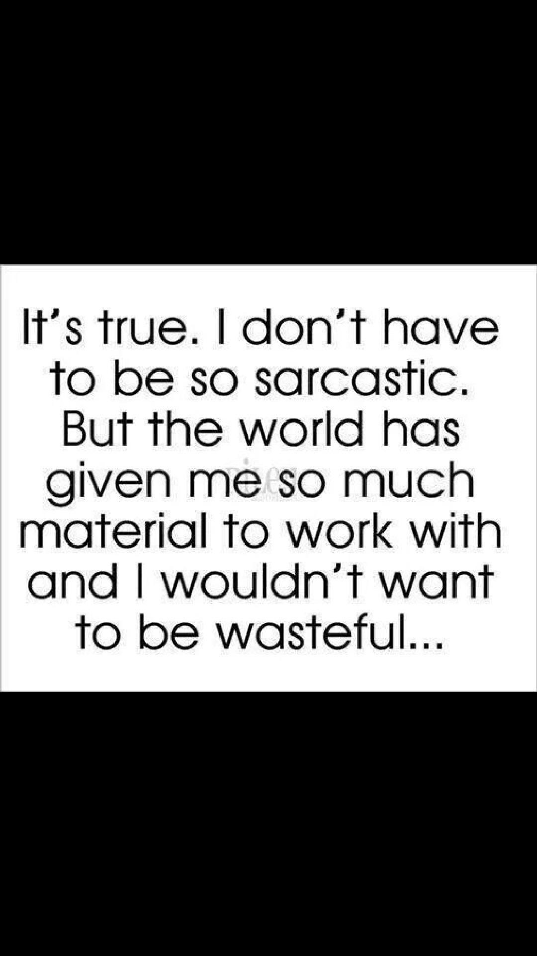 Best Sarcasm