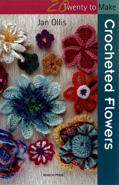 Maggie's Crochet · 20 to Make - Crocheted Flowers