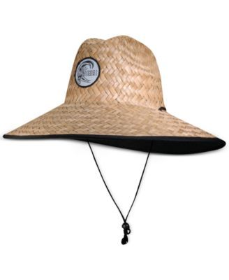 70e0cbba Give your go-with-the-flow attitude the accessory to match with this straw  lifeguard hat from O'Neill. Seriously, how much more laid-back can you get?!