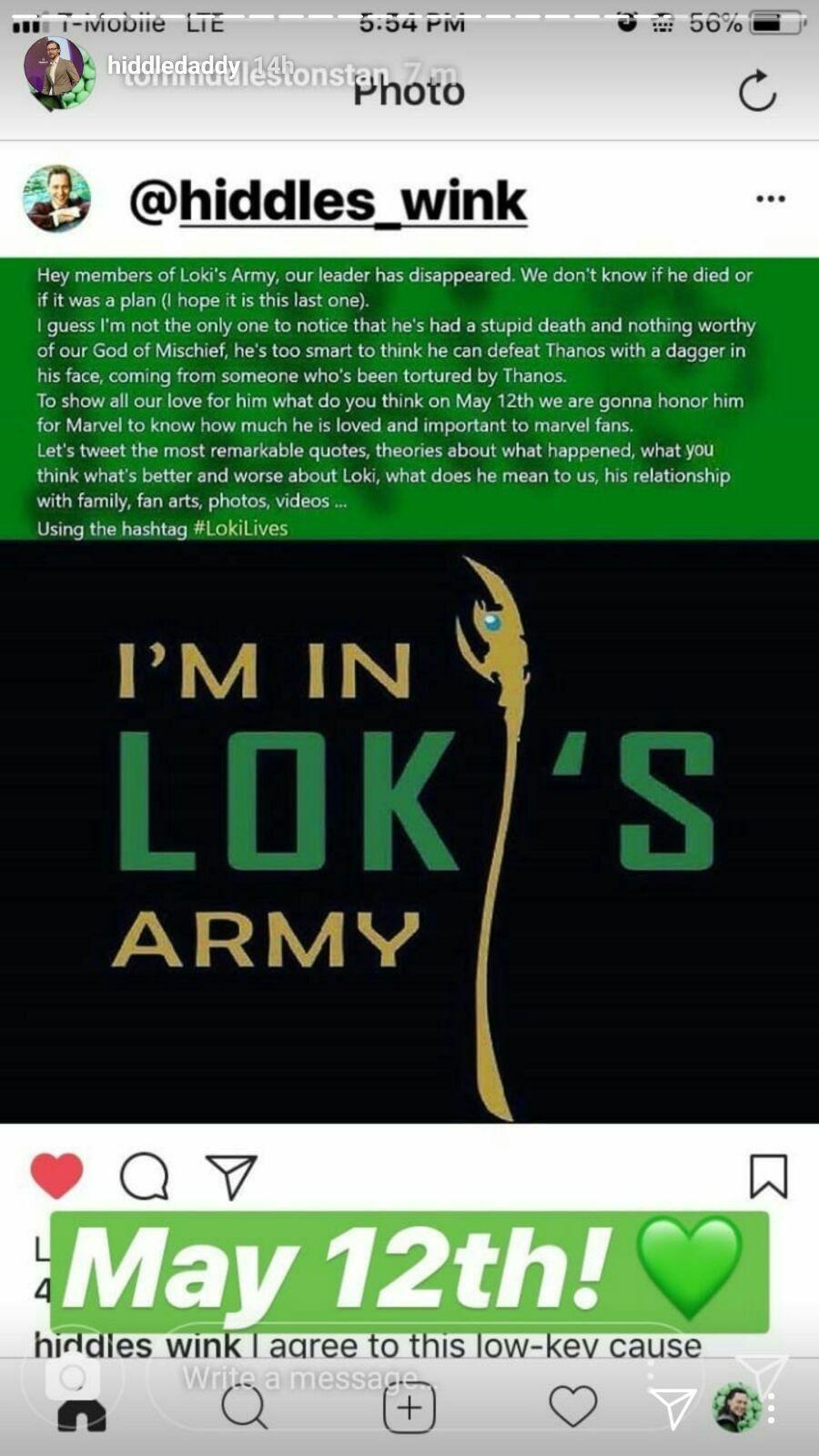 Loki Imagines ((Discontinued)) - Birthday | Marvel ☆ | Loki