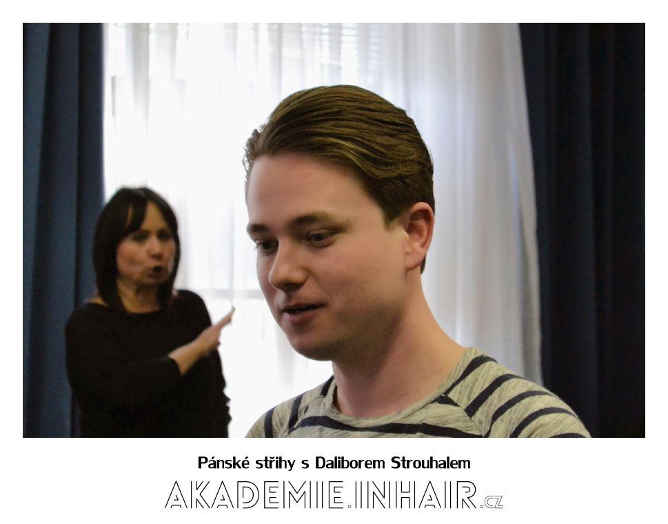 ... Pánské střihy s Daliborem strouhalem by INhair.cz. V pondělí 9. 3. 2015  proběhlo ve Zlíně v Interhotelu Moskva školení na téma d3a098d8692