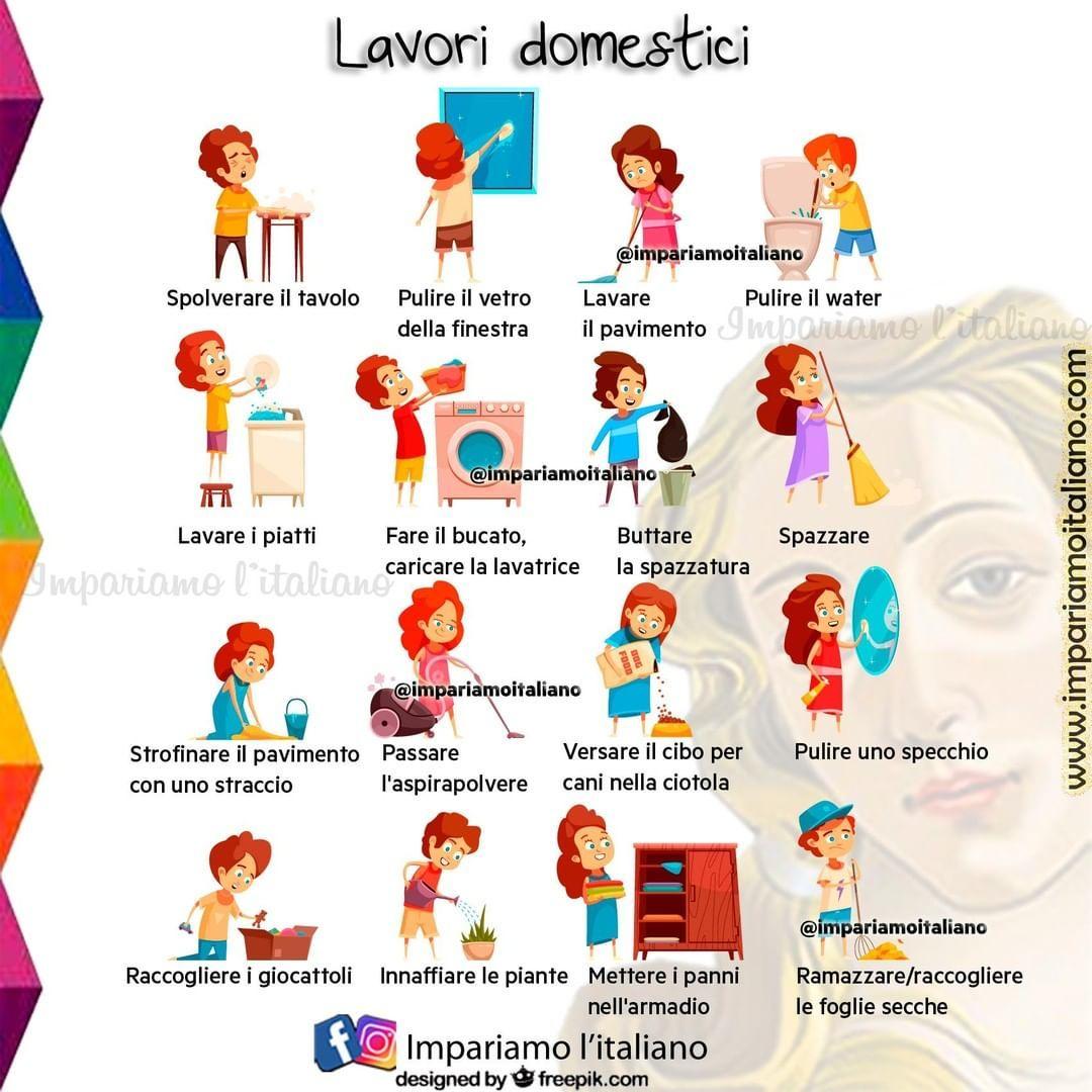 lista lavori casalinghi come lavorare a casa sollievo della sofferenza