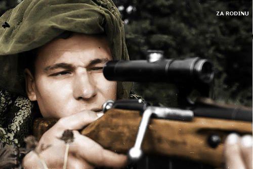 Sniper Vesberdev 1944