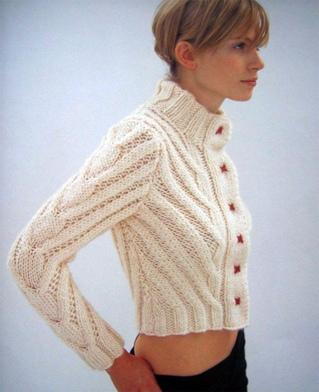 Rowan (British knitting/crochet magazine) - Magazine 32 | sweters ...