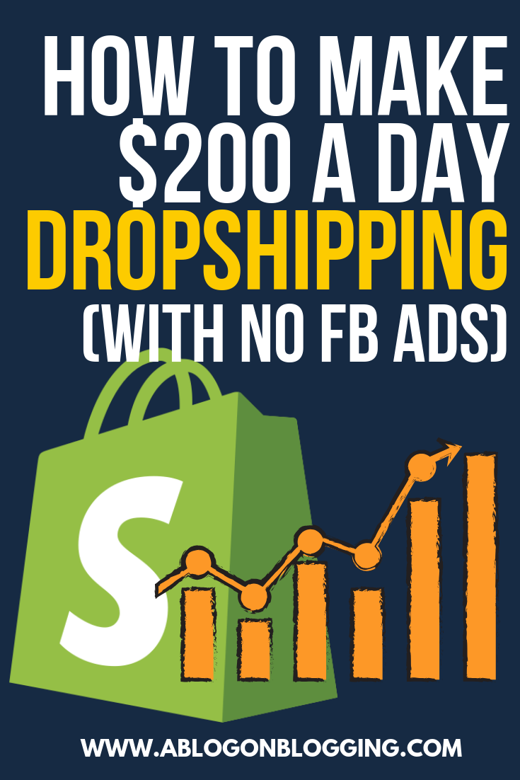 How To Make 200 A Day Dropshipping With No Fb Ads Start Your Online Empire Today At Www Soc Negocios Rentables Negocios Multinivel Negocios Por Internet