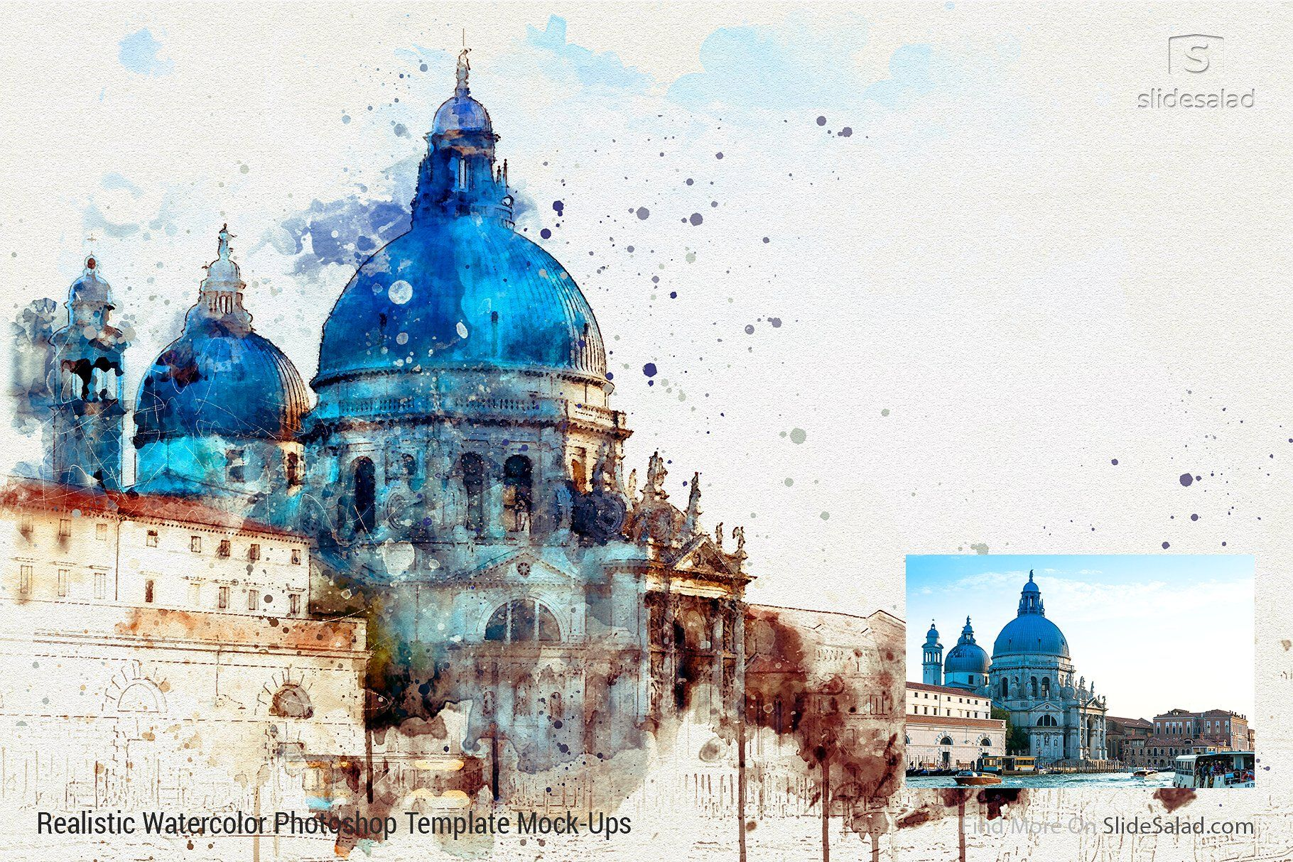 How To Create A Watercolor Painting Effect With Photoshop
