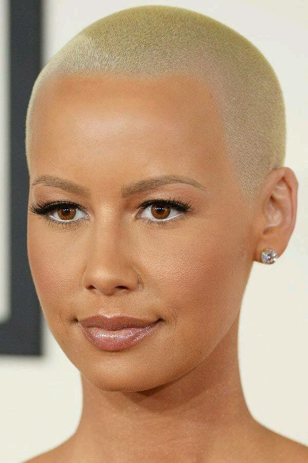 Pin By Abigail Quezada On Cabelos Amber Rose Hair Celebrity Beauty Secrets Amber Rose