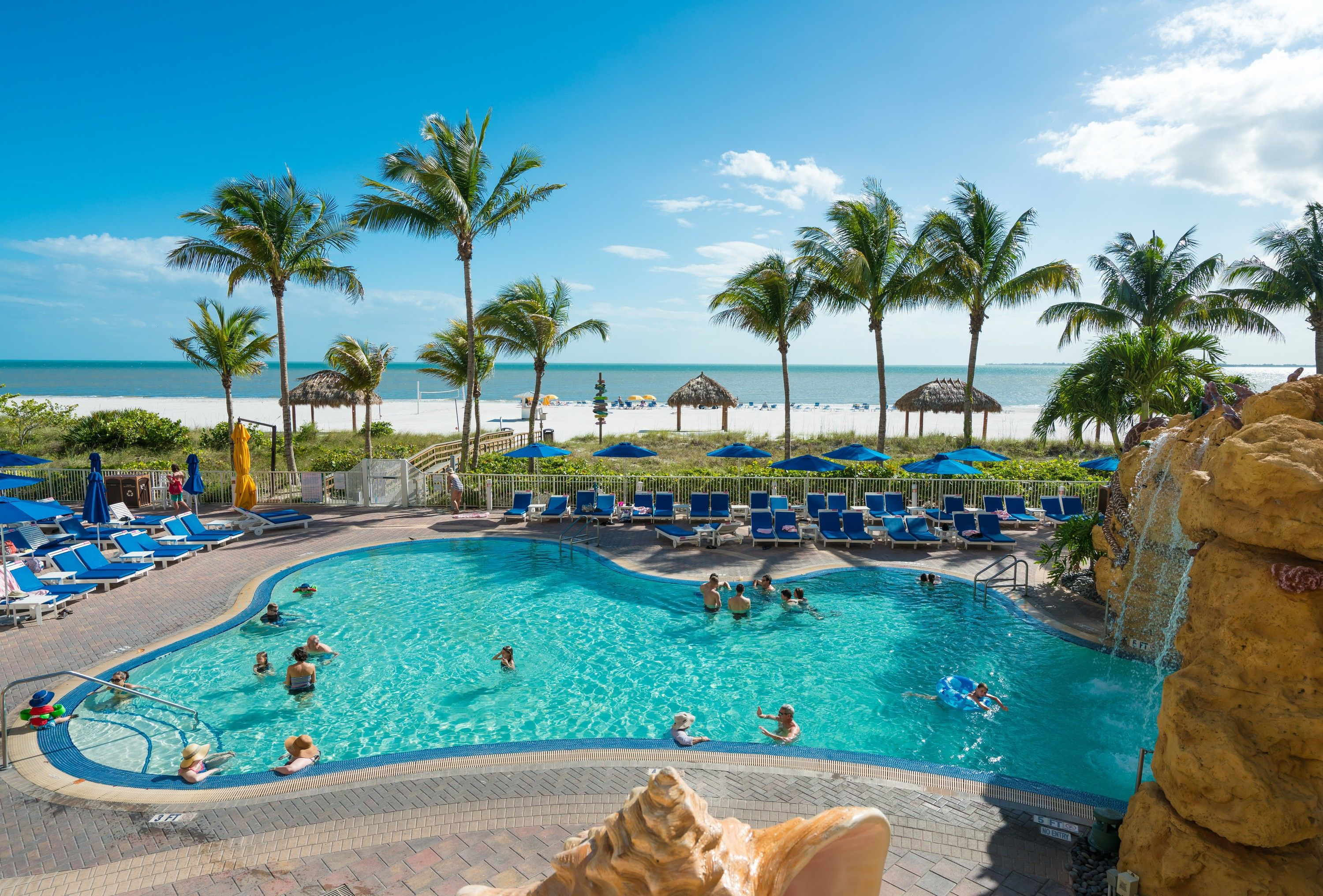 Pink Shell Beach Resort Is One Of The Best Hotels In Fort Myers Florida