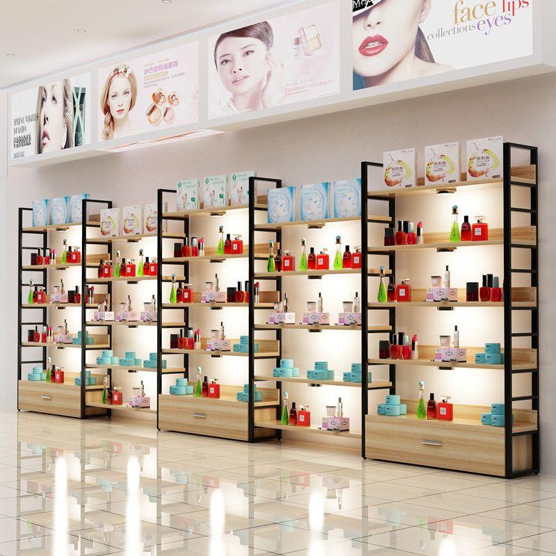 European-style door shoe shop shoe rack