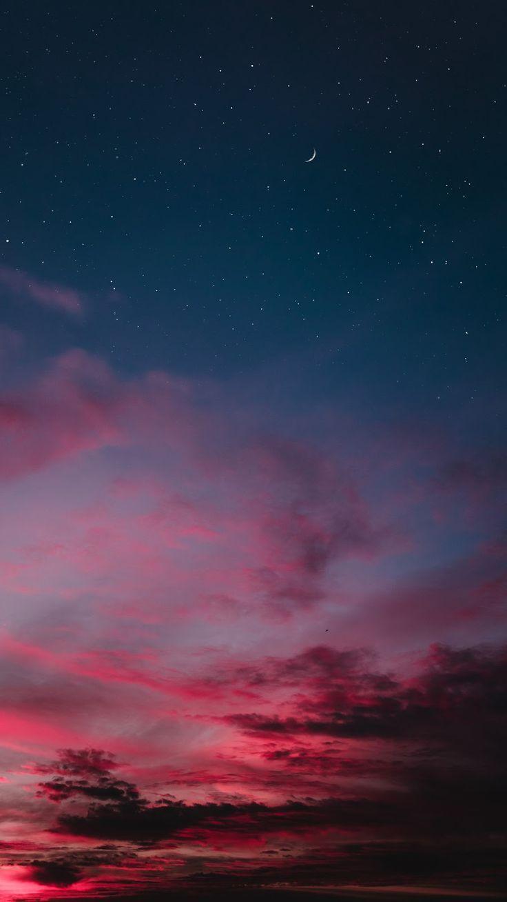 red cloud wallpaper - #cloud #iphone #red #Wallpaper #wallpaperbackgrounds