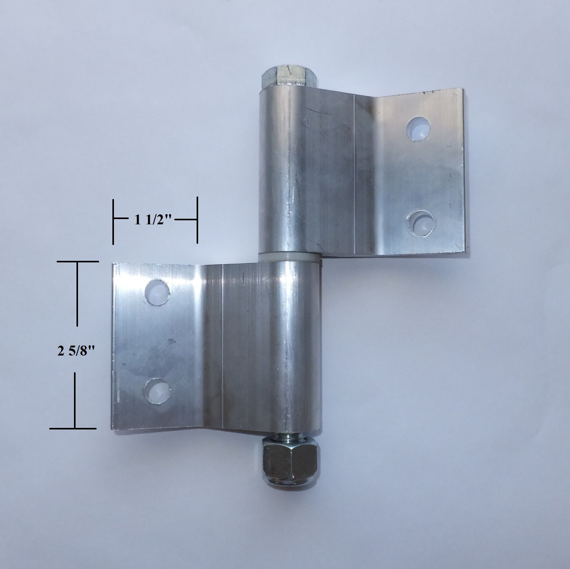 Hinge Aluminum Heavy Duty For Doors Vintage Trailer Remodel Hinges Aluminum