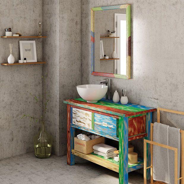 Muebles de lavabo - Leroy Merlin | mueble baño | Pinterest | Muebles ...