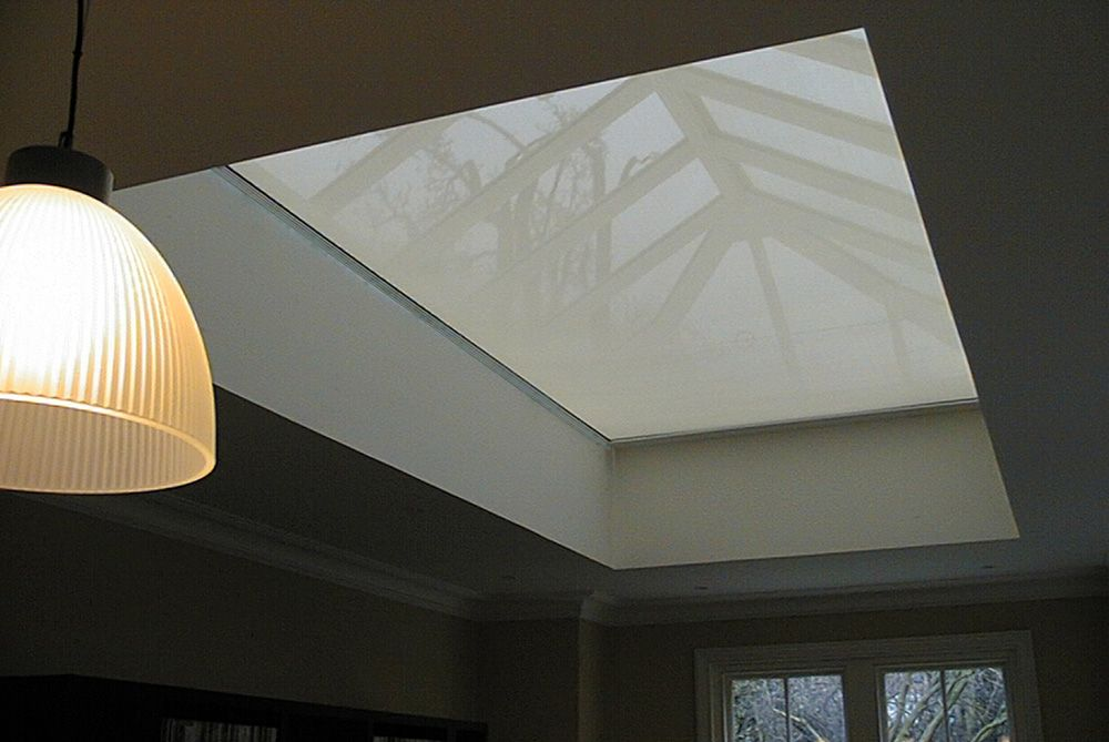 Lantern Roof Blinds Appeal Home Shading Roof Lantern Roof Light Lanterns